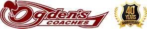 Ogdens Coaches Logo
